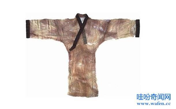 世界保存最好的木乃伊马王堆辛追夫人刚出土肌肤还有弹性